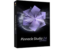 Logiciel de photo/vidéo Pinnacle  Studio 24 Ultimate