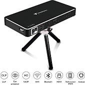 Vidéoprojecteur portable Toumei Mini Video Projector Toumei C800S, le pr