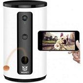 Wopet caméra de surveillance pour chien