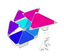 Pack Nanoleaf  Panneaux Smarter  - Édition Rhythm 9pcs
