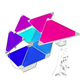 Nanoleaf Panneaux Smarter  - Édition Rhythm 9pcs