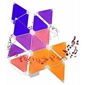 Pack Nanoleaf Panneaux Smarter  - Édition Rhythm 15pcs