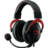 Casque gamer Hyperx Cloud II- rouge