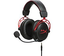 Casque gamer Hyperx Cloud Alpha