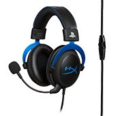 Casque gamer Hyperx Cloud PS4