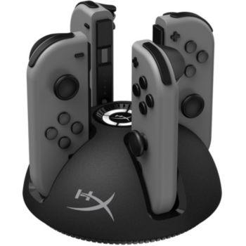 Hyperx Chargeur pour 4 Joy-con Switch