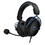 Casque gamer Hyperx  CLOUD ALPHA S BLUE