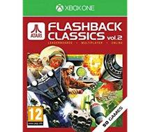 Jeu Xbox One Pqube Atari Flashback Classics Vol 2