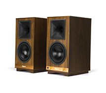 Enceinte bibliothèque Klipsch The Sixes walnut