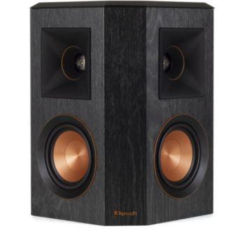 Klipsch RP-402 S Surround Ebony Vinyl x2