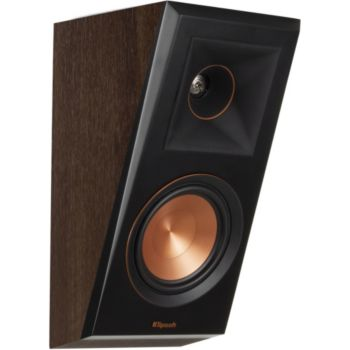 Klipsch RP- 500SA ATMOS Walnut Vinyl x2