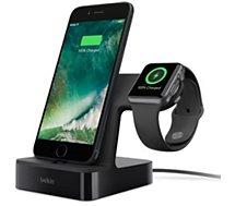 Chargeur secteur Belkin Powerhouse pour iPhone et Apple watch