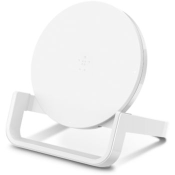 chargeur induction belkin boostup universal wireless charging stan