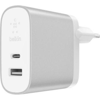 Belkin USB-C / USB-A Silver