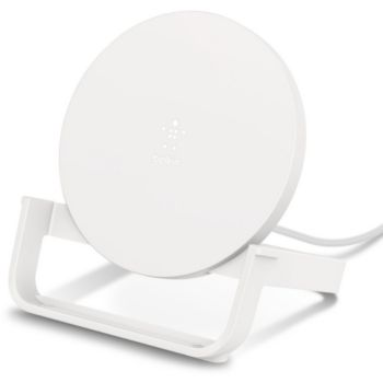 Belkin induction stand 10W Blanc