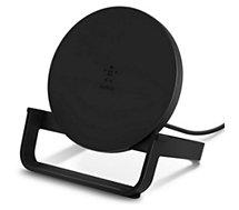 Chargeur induction Belkin  sans-fil 10W Stand (avec chargeur) noir