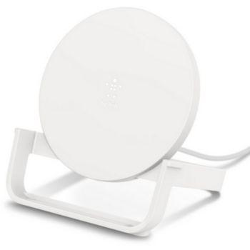 Belkin sans-fil 10W Stand (avec chargeur) blanc