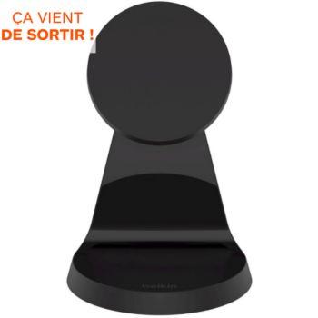Belkin sans-fil magnetique Stand noir