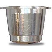 Capsule réutilisable Capsulier Capsule de thé ou café rechargeable