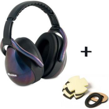 Moldex Casque anti-bruit 33dB Moldex M1 + Kit h