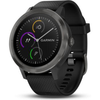 Garmin Vivoactive 3 gray/noir
