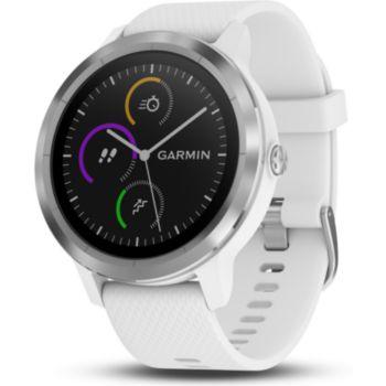 Garmin Vivoactive 3 silver/blanc