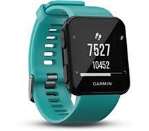 Montre sport GPS Garmin  Forerunner 30 turquoise