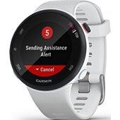 Montre sport GPS Garmin Forerunner 45 S Blanc