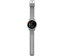 Montre sport GPS Garmin  VIVOACTIVE 4S POWDER GREY/STAINLESS