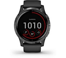 Montre sport Garmin  VIVOACTIVE 4 45mm BLACK/GUNMETAL