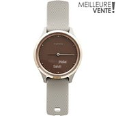 Montre sport Garmin VIVOMOVE 3S rose Gold Tundra