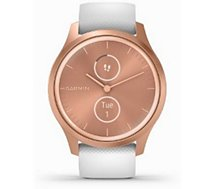 Montre santé Garmin  VIVOMOVE  STYLE ROSE Gold White