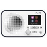 Radio numérique Pure  Elan BT3 bleue marine/blanche