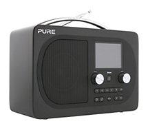Radio numérique Pure  Evoke H4 noire Edition Prestige