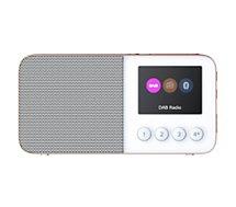 Radio numérique Pure  Move T4 blanche