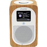 Radio numérique Pure  Evoke H3 oak