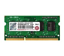Mémoire vive SODIMM Transcend SO DIMM 204 broches  4 Go -1600 MHz DDR3