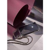 Coque collier Phonie PHONIE- Jenny Argent 120CM