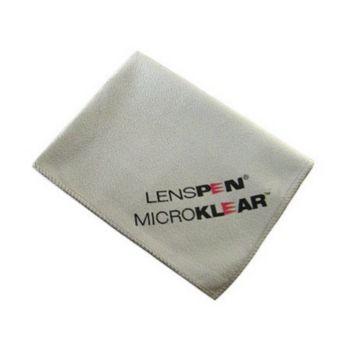 Lenspen MicroKlear Tissu Nettoyage Gris 21x27cm