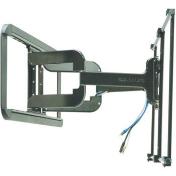 sanus vlf320 b2 noir support tv boulanger. Black Bedroom Furniture Sets. Home Design Ideas