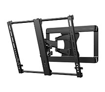 Support mural TV Sanus VF620 Noir