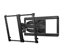 Support mural TV Sanus VLF628 Noir