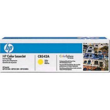 HP CB542A jaune