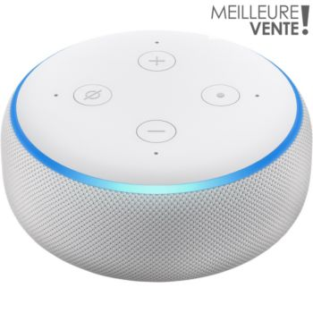 Amazon Echo Dot 3 Blanc