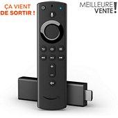 Passerelle multimédia Amazon Fire TV Stick 4K