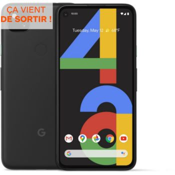 Google Pixel 4a Simplement Noir
