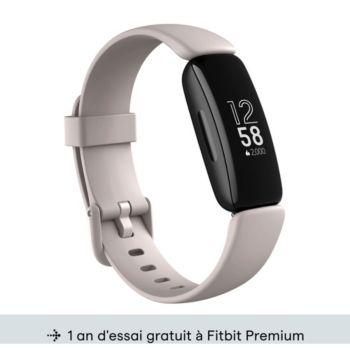 Fitbit Inspire 2 Blanc Lunaire