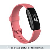 Bracelet connecté Fitbit Inspire 2 Rose Sable