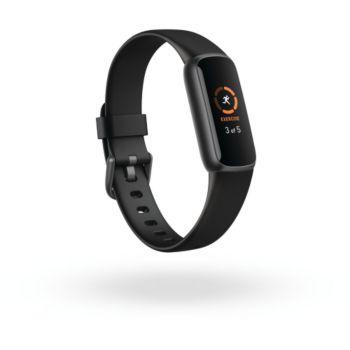 Fitbit Luxe noir