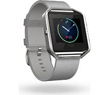 Bracelet Fitbit  CUIR BLAZE GREY L